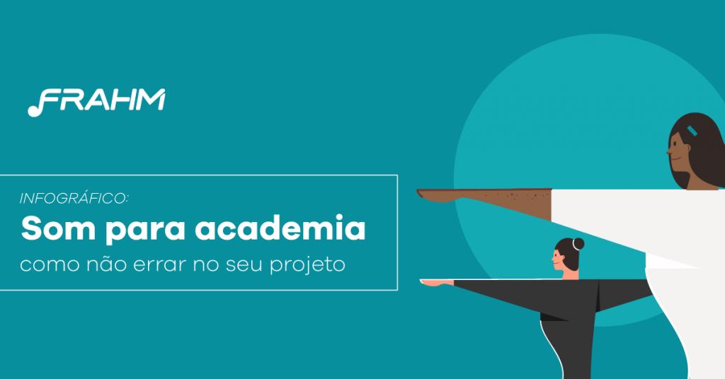 Saiba como acertar seu projeto de som ambiente para academia