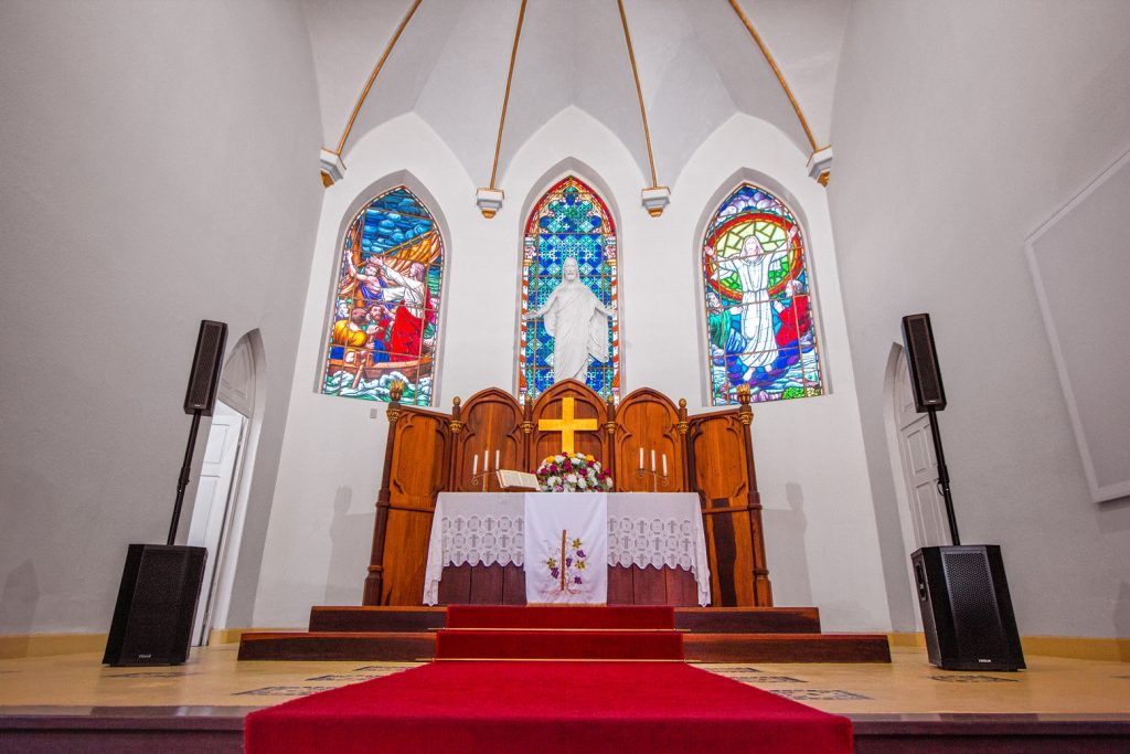 5 Vantagens da caixa torre Frahm para igreja
