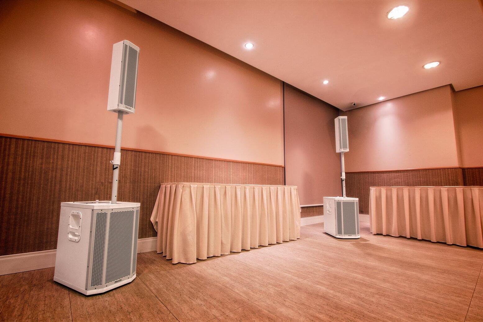 Entenda a importância de pensar em um bom sistema de som para auditório