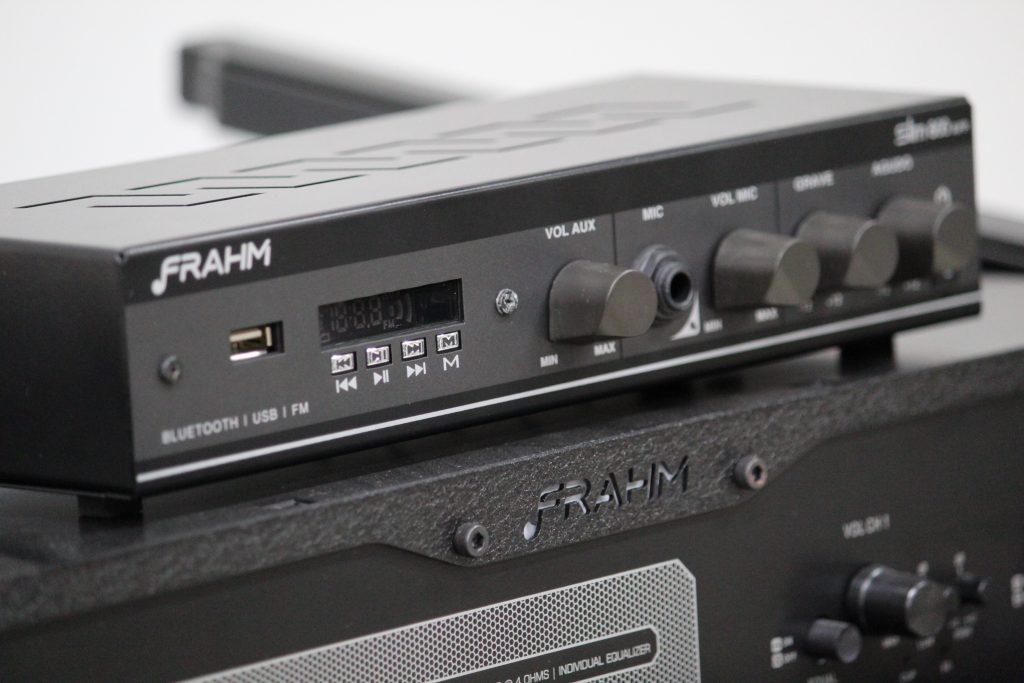 Amplificador de som potente para sonorização profissional: o que avaliar na hora da escolha